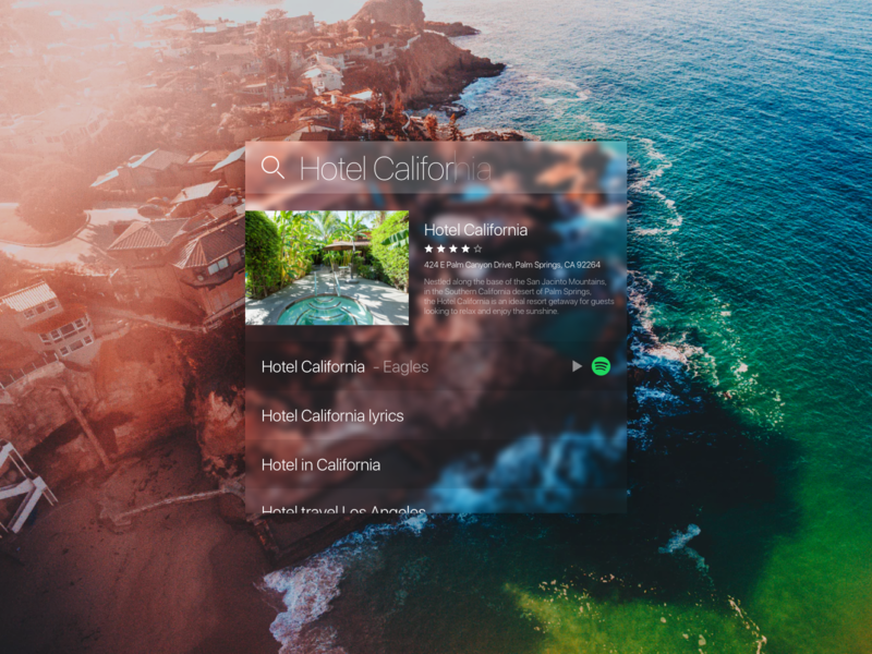 🔍 Search Bar (Daily UI 022) booking sketch hotel booking spotify music california hotel uidesign ux user experience user interface research interaction design concept daily ui search bar search