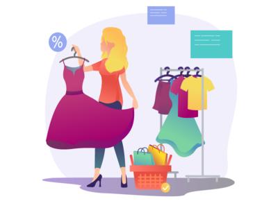 Womens Shopping