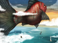 Success big fish