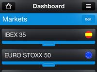 Stockmarket App