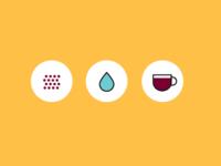 Primary Coffee Infographic