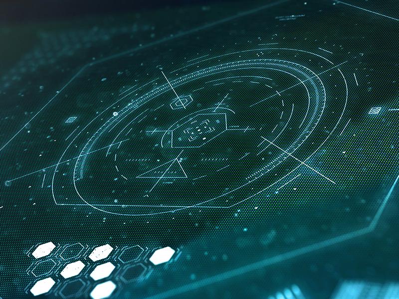 HUD UI space futuristic project fun digital ui hud