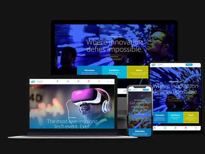 CES user experience user interface responsive website design mobile app design ces design direction