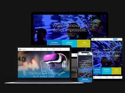 CES user experience user interface responsive website design mobile app design ces design direction