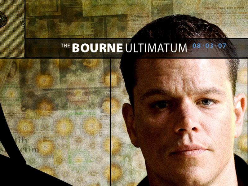 Bourne hero 2