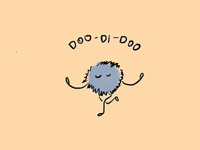COVID-19 Doodles doodles procreate illustrations