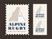 Alpine Rugby Premiership Logo #1
