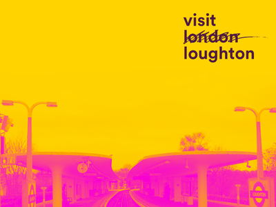 Visit Loughton circularbecause thealternativetourismboard london loughton visit
