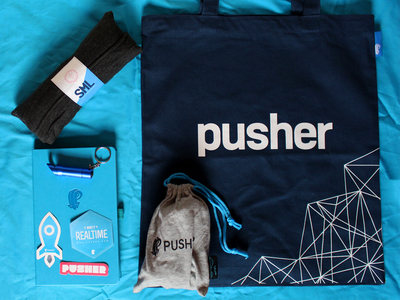 Pusher Swag design totebag shirt print swag