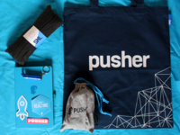 Pusher Swag