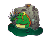 Chill Frog