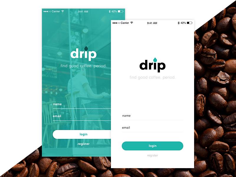 Daily UI :: 001 - Sign Up app signup login dailyui