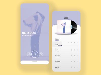 Music + Vinyl App