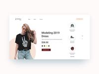 Fashion Woocommerce Concept