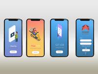 Mobile App UI - 01