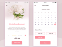 Bouquet Delivery App