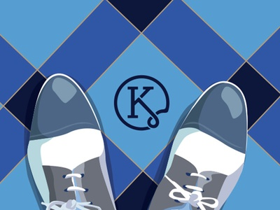 Letter Kay Shoes
