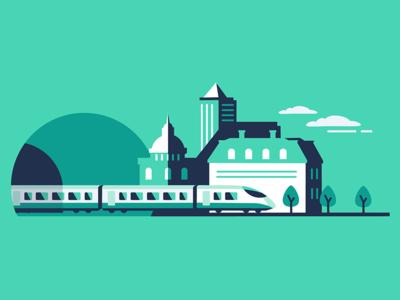 Geometric City