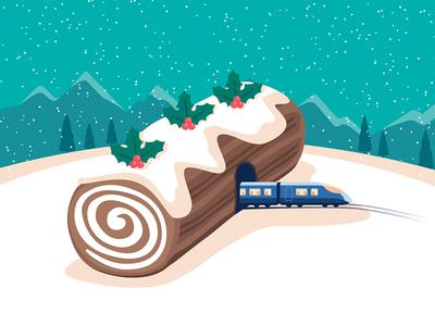 Christmas Train de Noël