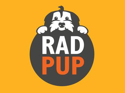 Rad Pup Logo