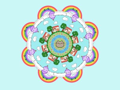 Kawaii Mandala