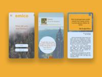 Emico - Daily motivational App