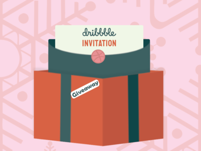 1 Dribbble Invitation giveaway