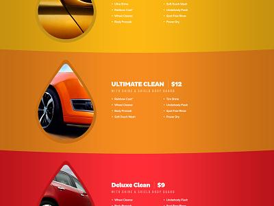 Keep 'm Clean ui ux color