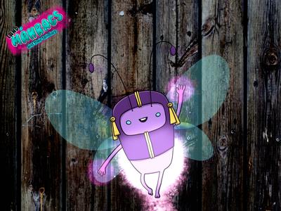 Aja the firefly