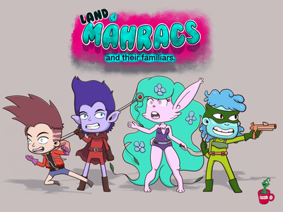 Land of Mahracs Heroes.