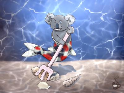 Koi Koala Carp.