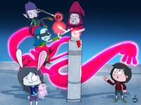 Blood Witch battle