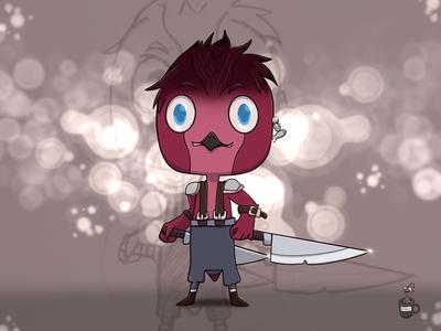 Pinch the little Assassin