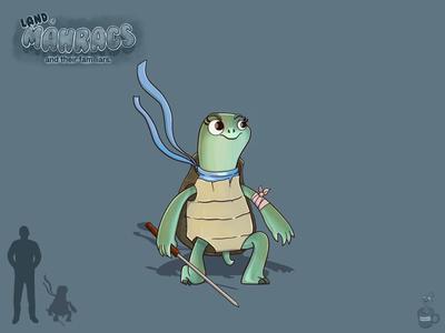 Nina ninja turtle