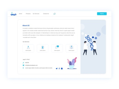 About Us contact us about us page about us ux design uidesign webdesig aboutus