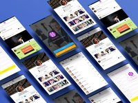 App for Selling Services UI UX Design