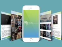 Eresha Mobile App UI UX Design