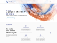 Design Agency - Kraslab