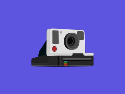 Old Fashioned Polaroid