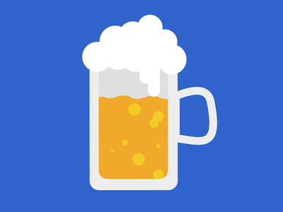 Animated Beer