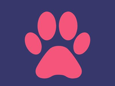 Doggo Footprint Animation