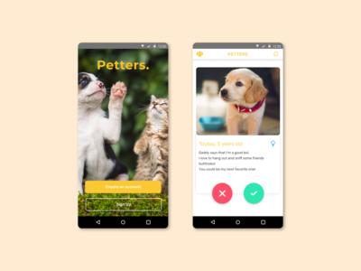 Petters Mobile App