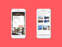 Airbnb Weekends iOS App