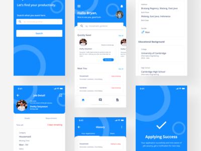Job Vacancy App