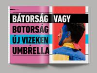 Kreativ Magazine Design