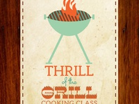 """Thrill of the Grill"""