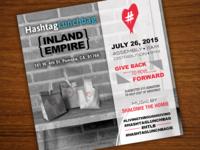 HashtagLunchbag Flyer