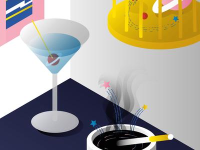 Universal Martini