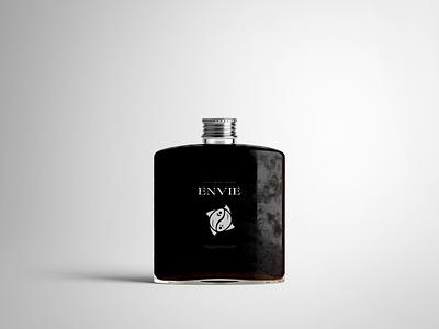 ENVIE branding logo design branding logo