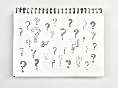 ? ? ? illustration pencil typography type sketch lettering letter handlettering